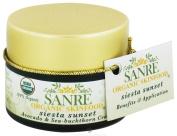 SanRe Organic Skinfood - Siesta Sunset - 100% USDA Organic Beneficial Avocado & Praised Sea-Buckthorn Cream For Dry to Mature Skin