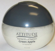 2012 BRAND NEW Attitude Line Premium Quality Dead Sea Products Mineral Treatment Green Apple - 240ml