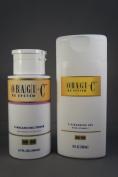 Obagi C Rx System Cleansing Gel & Balancing Toner 6oz 180ml