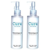 2 PACK of Cure Natural Aqua Gel 250ml - Best selling exfoliator in Japan