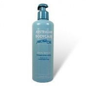 Australian Bodycare Tea Tree Oil Antiseptic Skin Wash 1000ml inc pump