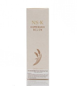 NS-K Special Facial Cleansing Foam 100ml by Komenuka Bijin