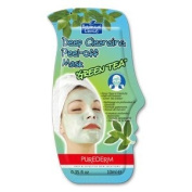 Purederm Botanical Choice Deep Cleansing Peel-Off Mask - Green Tea - 10ml
