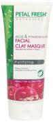 Petal Fresh Facial Care Aloe and Pomegranate Clay Masque