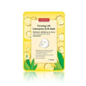 PureDerm Firming Lift Coenzyme Q-10 Mask 1 sheet