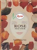 Ayur Rose Face Pack (Revitalising Face Mask ) 100g