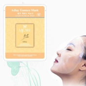 Natural Beauty Adlay Essence Full Face Mask 10 Pcs
