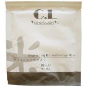C.L. Brightening Bio-technology Mask, 1pc/38g