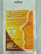 Prim Perfect All-Natural Herbal Face Mask- Whitening, Acne, Scar, Dark Spot and Melasma Formula