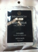 Skin Wisdom Anti-fatigue Facial Mask for Men Cucumber Moisturiser Balanced