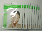 Young Skin Essence Mask Pack Cucumber 10 sheets