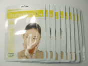 Young Skin Essence Mask Pack Lemon 10 sheets