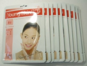 Young Skin Essence Mask Pack Red Ginseng 10 sheets