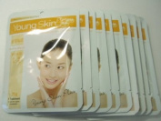 Young Skin Essence Mask Pack Royal Jelly 10 sheets