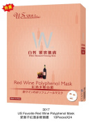 US Favourite Red Wine Polyphenol Mask