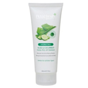Petal Fresh Facial Care Aloe and Cucumber Peel Off Masque 200ml
