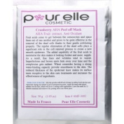 Pour Elle Cosmetics Cranberry AHA Peel Off Mask