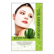 Lus The Herb Story Aloe Vera Essence Mask Pack 200g 10 sheets (+1 sheet) 200g
