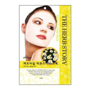 Lus The Herb Story Chamomile Essence Mask Pack 200g 10 sheets (+1 sheet) 200g