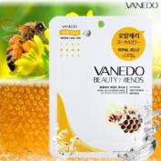 Vanedo Beauty Friends Sheet Mask from Korea - Royal Jelly