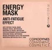Comodynes Energy Mask Anti Fatigue Effect 5 Towelettes