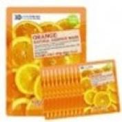 Foodaholic 3D Natural Essence Mask Pack Orange 10 sheets