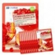Foodaholic 3D Natural Essence Mask Pack Pomegranate 10 sheets
