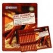Foodaholic 3D Natural Essence Mask Pack Red Ginseng 10 sheets