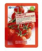 Foodaholic 3D Natural Essence Mask Pack Tomato 10 sheets