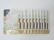 Korean Cosmetics Cellio Extra Soothing Essential Mask Pearl 10 sheets