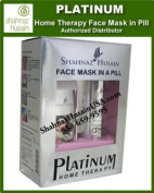 Shahnaz Husain Platinum Home Therapy Face Mask in a Pill