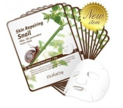 Elishacoy Skin Repairing Snail Mask(Reparing) 23g *10pcs