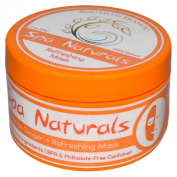 Spa Naturals, Refreshing Mask, Orange Ginger, 90ml