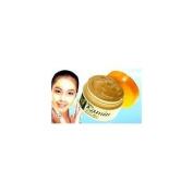 Mistine Kamin (Tumeric) + Honey Facial Mask # 40g. Made in Thailand