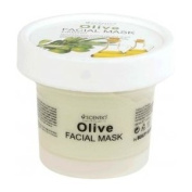 Scentio - Olive Firming Smooth and Soft Facial Mask 100ml (3.38 Oz) Cheap!!!!