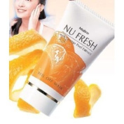 Mistine Nu Fresh with Orange Peel Extract Brightening Anti-ageing Peel Off Mask Amazing of Thailand