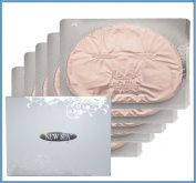 Toning Anti-Age Collagen Face Patch with Red Wine Extract and Reversatrol, 5 patches