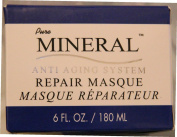 Pure Mineral Anti Ageing System Repair Masque 6oz/180ml.