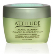 Attitude Line Organic Blueberry Mask