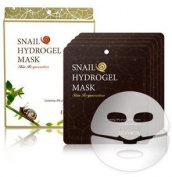Elishacoy Snail Hydrogel Mask Repairing 25g*5pcs Set