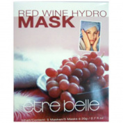 Etre Belle Red Wine Hydro Mask /5 Masks 20g