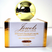 MicaBeauty Jewels Line Skin Care With Organic Extracts The Gold Collection