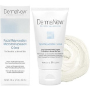 DermaNew Facial Rejuvenation Microdermabrasion Creme For Sensitive Skin
