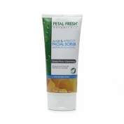 Petal Fresh Aloe and Apricot Facial Scrub, 240ml
