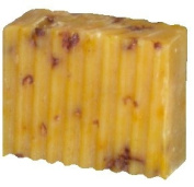Be Natural Organics Cranberry & Orange Soap 120ml bar