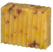 Be Natural Organics Cranberry & Orange Soap 120ml bar
