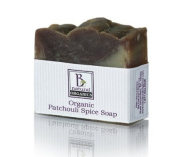 Be Natural Organics Organic Patchouli Spice Soap 120ml bar
