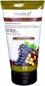 Petal Fresh Organic Eco-Elements Facial Scrub, Grapeseed and Sugarcane, 150ml