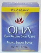 Organic Healthy Ageing Facial Sugar Scrub - 60ml - Cream
