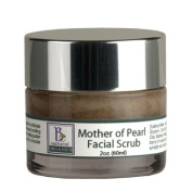 Be Natural Organics Mother of Pearl Scrub 2 Oz